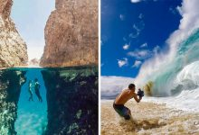 Photo of 17 photos showing incredible places and moments