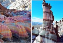 Photo of Here Are Some Amazing Salt Formations Found In Iran