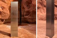 """Photo of Usa: Team Of Scientists Discover Mysterious """"Monolith"""" That Looks Like Something Out Of A Sci-fi Movie"""