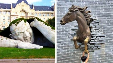 Photo of 15 Modern Sculptures That Bear Witness To How Creativity And Craftsmanship Still Produce Remarkable Works Of Art