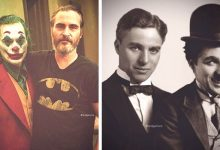 Photo of 12 Fascinating Photos Of Actors Immortalized With Their Most Famous Characters