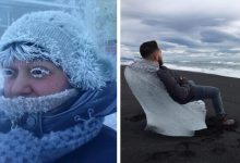 Photo of 15 Images Show You What The Cold Is Capable Of When Temperatures Drop Well Below Freezing