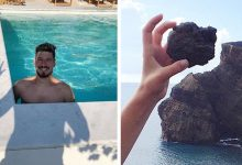 Photo of Boy Creates Optical Illusions Without Any Retouching, Fooling Viewers In Fun And Original Ways