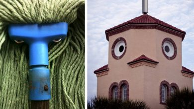 """Photo of 17 Objects With A Human """"Face"""" That Perfectly Describe The Phenomenon Of Pareidolia"""
