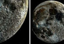 Photo of Photographer Manages To Take One Of The Clearest Photos Of The Moon, Combining The Different Phases Into One Photo