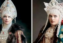 Photo of An Artist Found And Colored These Old Photos Of The Romanovs, The Last Russian Tsars