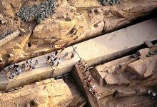 Photo of This Very Ancient Egyptian Obelisk Is Like A Giant Lying In The Ground, Never Completed But Fascinating