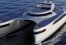 Photo of Italian Designer Presents Amphibious Solar-powered Catamaran. It's Super-luxurious And Can Go Anywhere