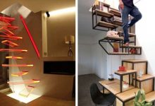 Photo of 15 Examples Of Stairs So Absurd That We Doubt The Lucidity Of The People Who Designed Them