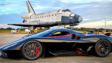 Photo of This Hypercar Breaks The Speed Record For A Production Car Behind The Wheel, There Was No Professional Driver