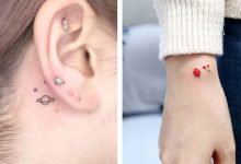 Photo of 25 Minimalist Tattoos Perfect For Discreet People