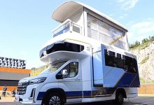 Photo of Don't Call It Camping, This Vehicle Can Become A Luxury Apartment As If It Were A Transformer