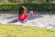 Photo of Where Did The Rest Of The Little Girl Go? The Optical Illusion That Disrupts The Entire Web.