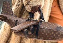 Photo of Louis Vuitton Unveils Airplane-shaped Bag That Costs More Than A Real Airplane.