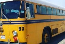 Photo of Two Women Buy An Old School Bus And Turn It Into A Comfortable, Fully-equipped House.