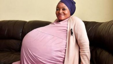 Photo of 37-year-old Woman Gives Birth To 10 Twins: Record Birth.