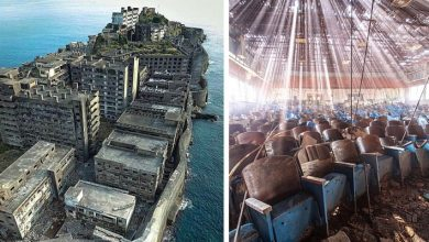 Photo of Abandoned But Fascinating: 15 Places Where Time Has Left An Indelible Mark.