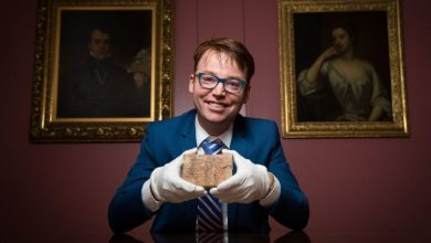 Photo of 3,700-year-old Babylonian Tablet Changes History Of Mathematics: Researchers Find.