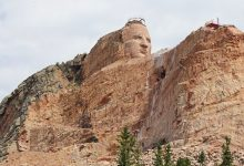 Photo of This Monument, One Of The Largest In The World, Has Been Under Construction For More Than 70 Years.