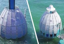 """Photo of This Submarine """"Elevator"""" Takes You To The Depths Of The Abyss Without Needing To Be A Diver ."""