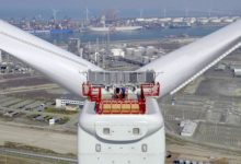 Photo of These new wind turbines could power a house for two days in a single rotation