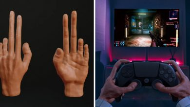 Photo of Here Is The Worrying Aspect That The Hands Of Gamers Could Have In The Future.