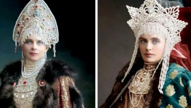 Photo of An Artist Found And Colored These Old Photos Of The Romanovs, The Last Russian Tsars.