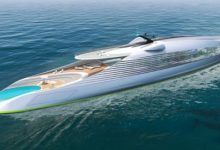 Photo of The First Zero-emission Yacht Is Unveiled: Inside There Is A Park And A Greenhouse.