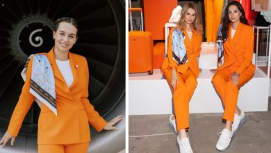 Photo of No Heels Or Tight Skirts: This Airline Makes Flight Attendants Wear Flightand Shoes.