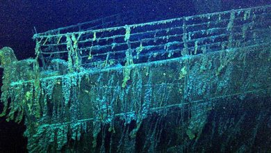 Photo of The Wreck Of The Titanic Disappears: An Underwater Expedition Testifies (+ Video).